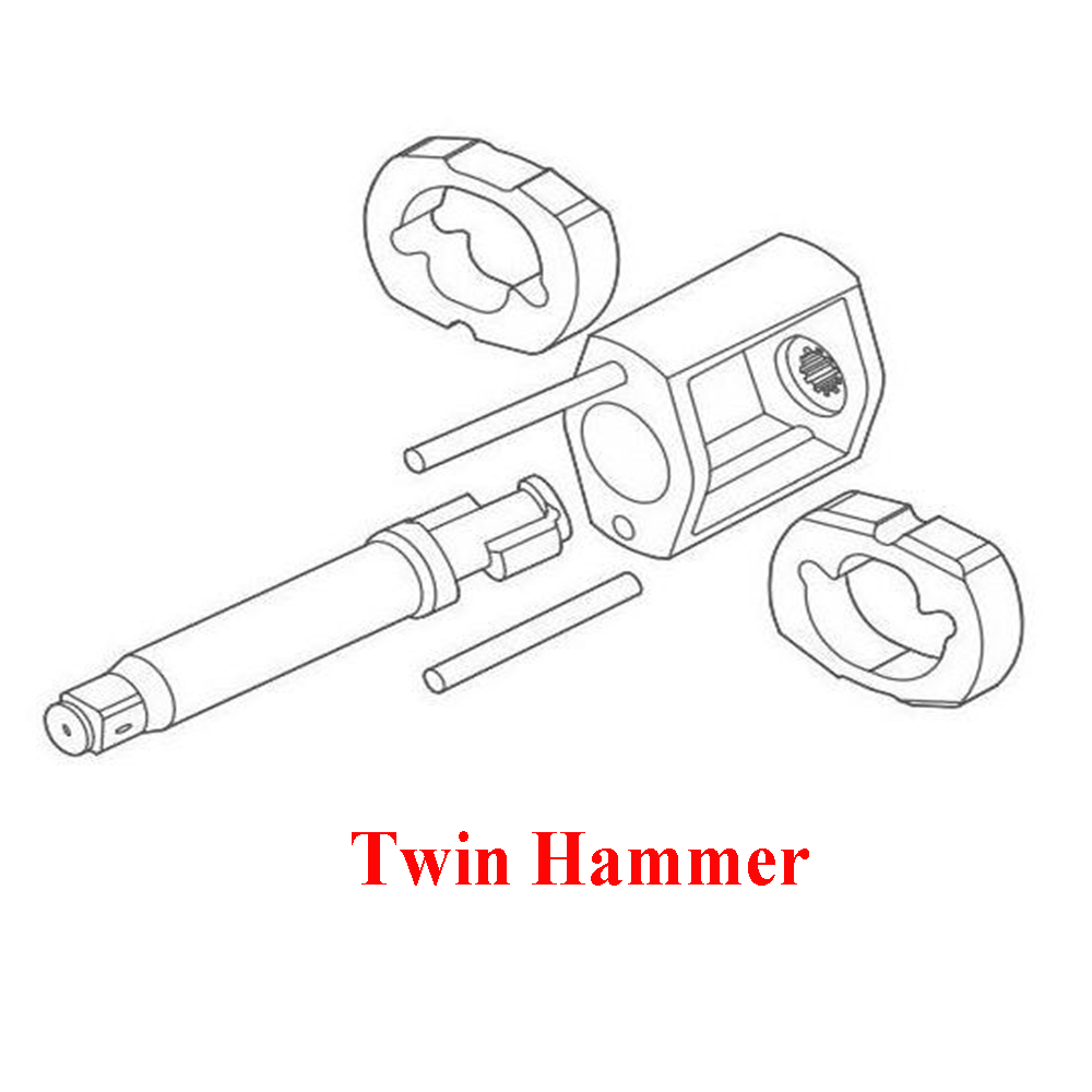 Twin Hammer Clutch