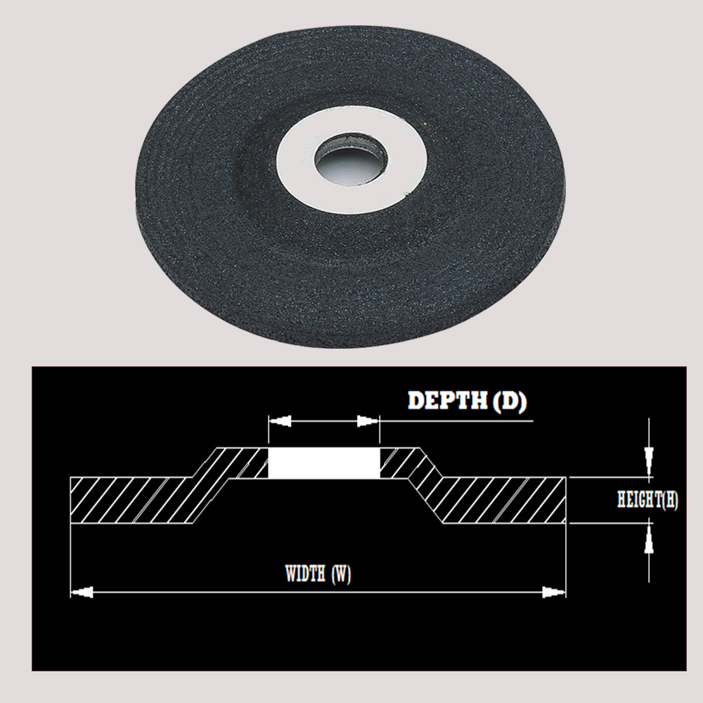 Dimension of Grinding Wheel
