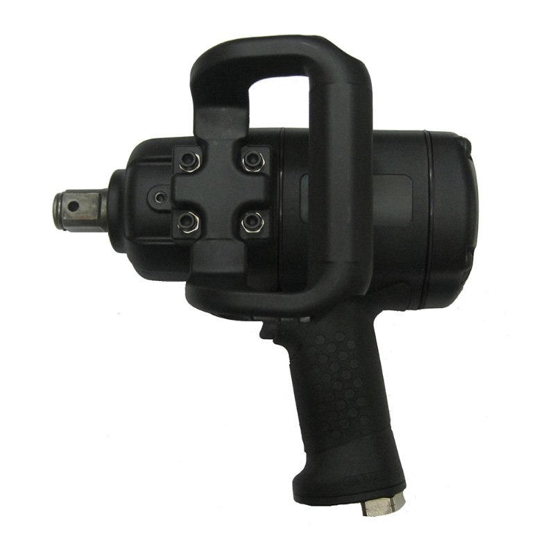 "Model No.: 6152, 1"" Composite Air Impact Wrench Max. Torque: 2,200Ft-lbs. (2,981Nm), 5,500RPM"