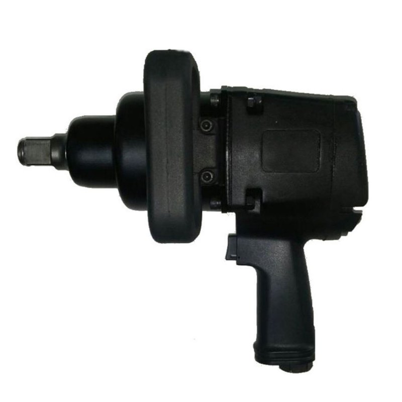 "Model No.: 6106 1"" Air Impact Wrench With Standard Anvil, 3,500RPM / 2,500Ft-lbs. (3,389Nm)"