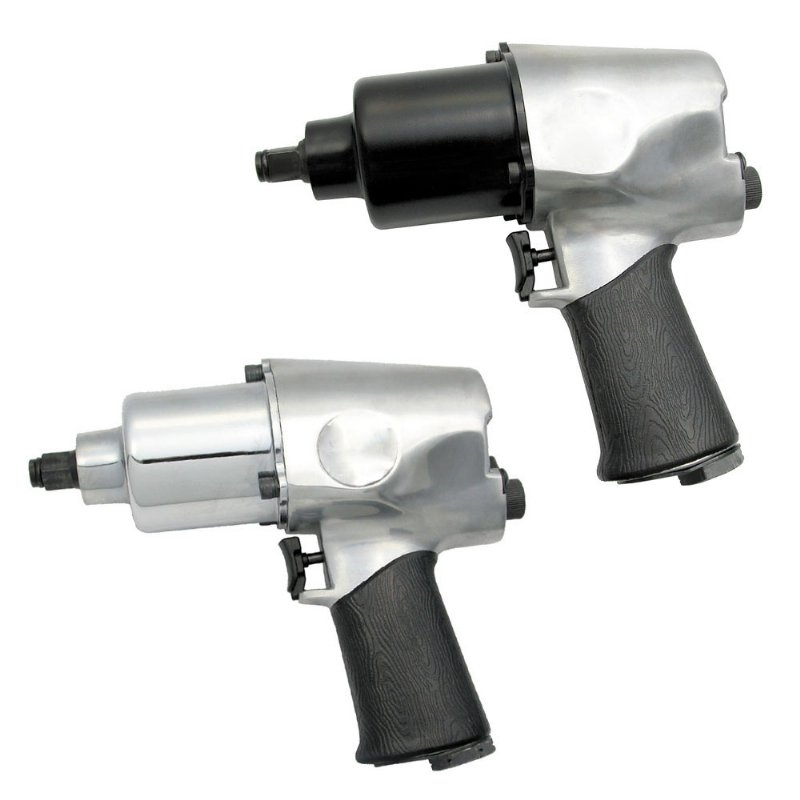 "Model No.: 6406 / 6407, 1/2"" Air Impact Wrench, 7,500RPM / 600Ft-lbs. (813 Nm), 7,000RPM / 700Ft-lbs. (949Nm)"