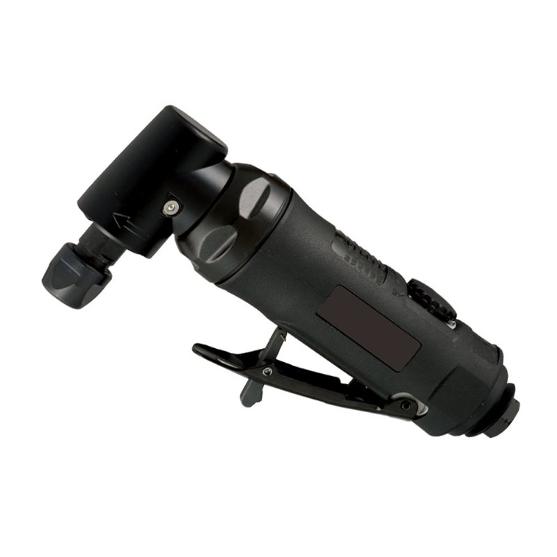 Model No.: 4331, Low Noise Air Angle Die Grinder (0.5HP/373W), 18,000RPM